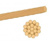 Cable cobre DESNUDO
